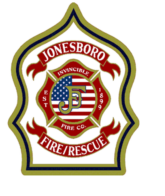 Jonesboro Fire Department logo