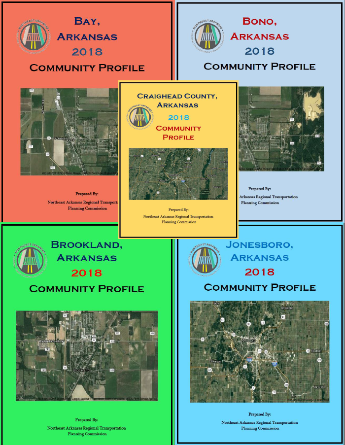 Cover Page for N.A.R.T.P.C. Profiles of Local Jurisdictions within the MPO Planning Area Opens in new window