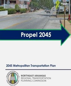 Cover Page for Metropolitan Transportation Plan Opens in new window