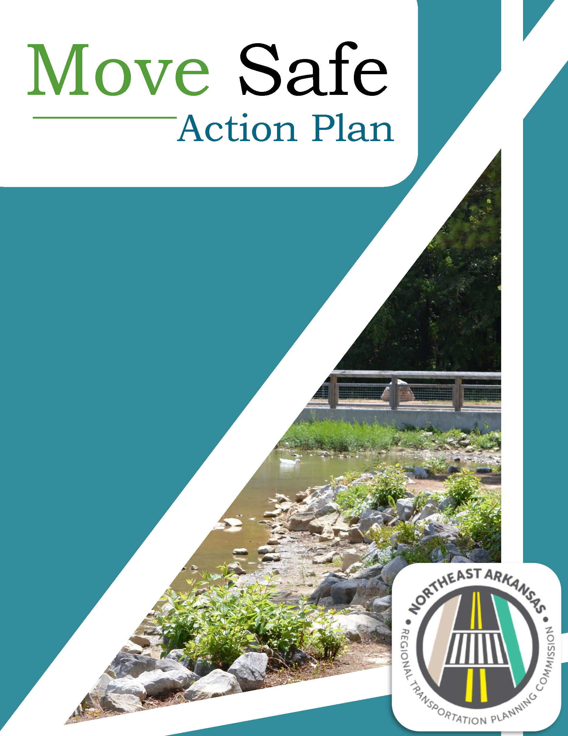 Cover Page of Safety Action Plan