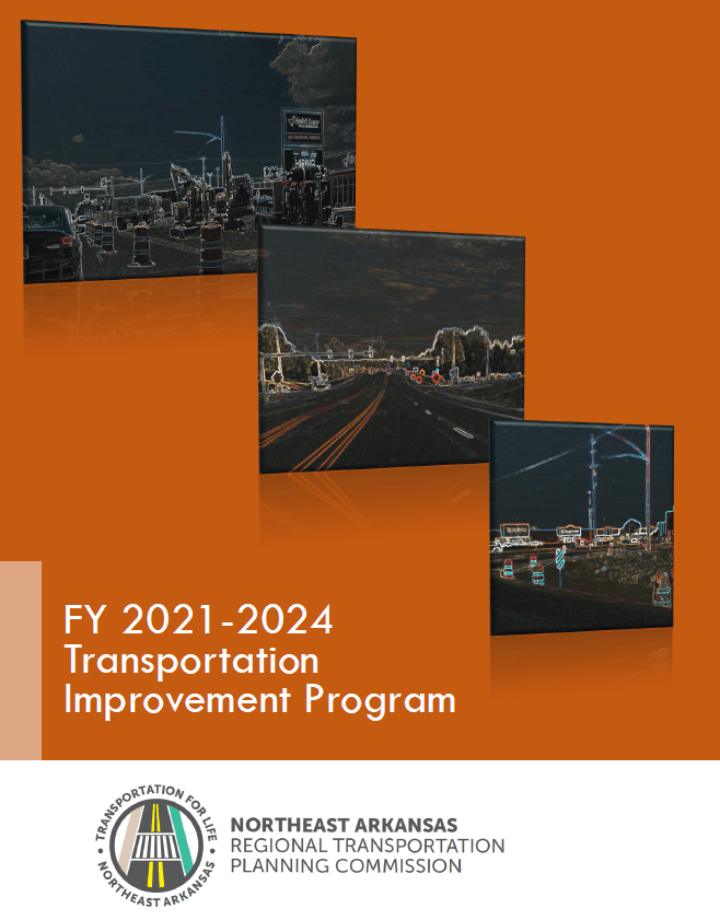Cover Page for FY 2021-2024 Transportation Improvement Program Opens in new window