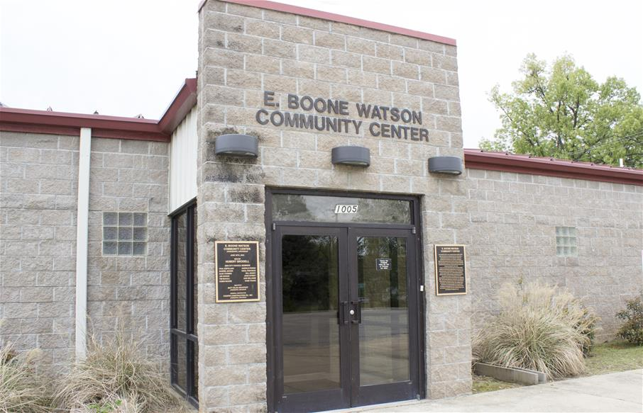 E. Boone Watson Community Center